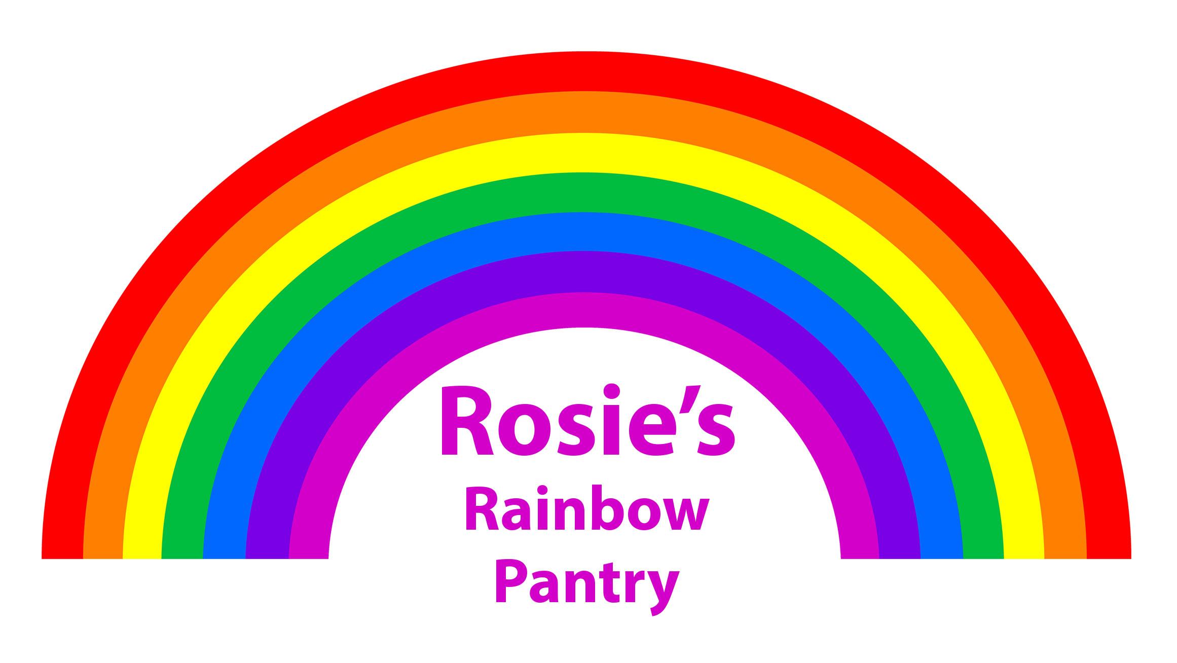 Rosie's Rainbow Pantry